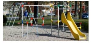 Kako izbrati primerna zunanja igrala za otroke